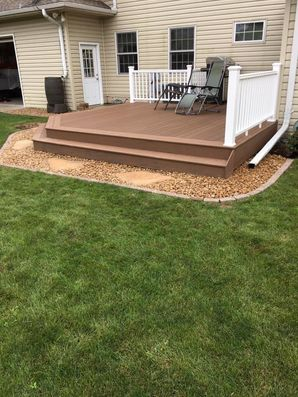 Beautiful New Deck in Whitewater, WI (2)