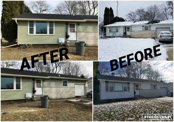 New Siding, Windows, Soffit, Fascia, Wraps & Gutters in Fort Atkinson, WI (1)