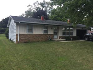 Before & After New Roof, Siding, Soffit, Fascia and Gutters in Fort Atkinson, WI (2)