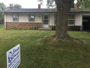 Before & After New Roof, Siding, Soffit, Fascia and Gutters in Fort Atkinson, WI (1)