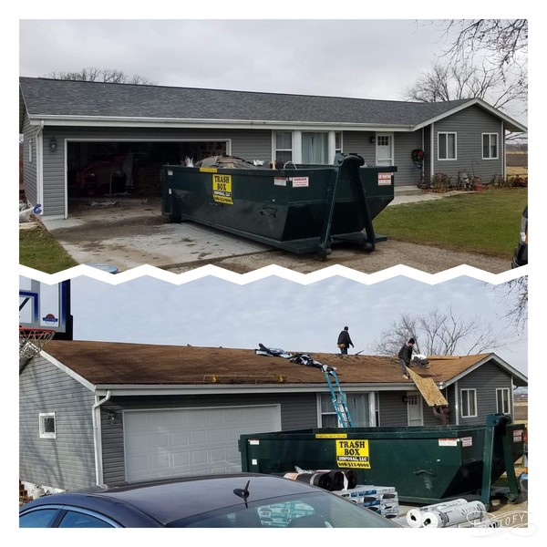 Before & After Roof Replacement in Whitewater, WI (1)