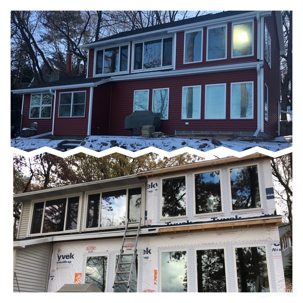 Before & After Siding in Palmyra, WI (1)
